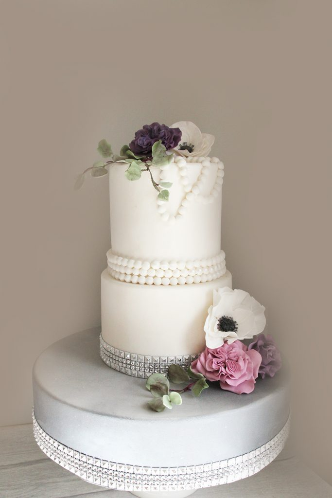 wedding cake makers in mansfield notts wedding cakes barbara janes cakery 23166